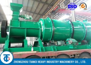 China Automatic Poultry Manure Pellet Machine , Chicken Manure Pelleting Equipment on sale
