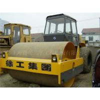 Used XCMG roller CA25