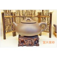 Classical Yixing Zisha Teapot With Filter Environmental Protection Purple Sand