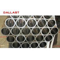 Industrial Hard Chrome Plated Piston Rod , Customized Seamless Honed Tube
