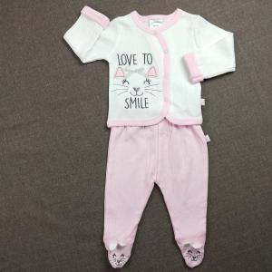 China White Newborn Take Home Outfit Baby Clothing Set Trendy Infant Little Girl Outfits on sale