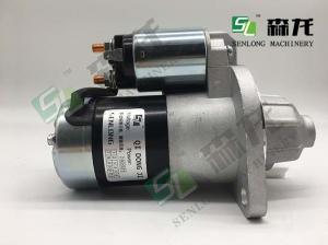 China S114883 12957377010 1.4KW 11T PC30MR 3D88 YANMAR Starter Motor on sale