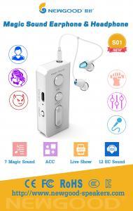China NEWGOOD Magic Earphone Sound Box Live Show App Andrio IOS Youtube Celebrity Show Software on sale