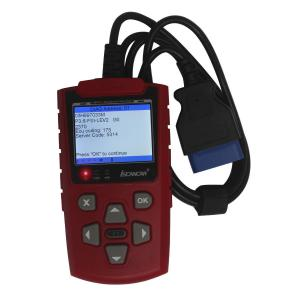 China OBD2 Scanner Codes Red IScancar OBDII EOBD Cars Trouble Code Scanner English Edition on sale