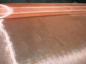 China A rede de arame de bronze/malha de bronze da tela para o líquido de filtração e o gás com 6 a 160 engrenam/polegadas on sale
