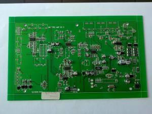 China Multilayer FR-4 PCB Assembly For Industrial Control, One Stop Printed Circuit Board Assembly Service on sale