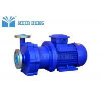 SS316 Magnetic Drive Pump Acid Liquor Lye Transfer 15KW Power High Temperature
