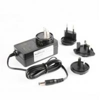Multiple Plug Replacement Power Adapter 12V3.33A Interchangeable Adapter Low Interference