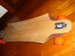 China Bamboo longboards on sale