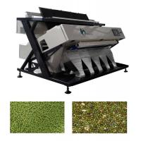 China LED Optical Chickpea Bean Color Sorter Machine at 0.6Mpa For Agriculture on sale