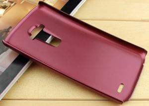 China LG Mobile Phone Cases Shock Proof LG F340S PC Cover With Pearl - Luster on sale