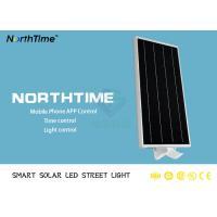 High Efficiency Pole Arm LED  Solar Street Light Outdoor Monitoring CCTV Camera