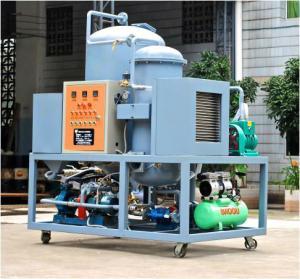 China l'épurateur d'huile de lubrification de voiture, système de filtration d'huile, huile filtrant, huile réutilisent, huilent la machine de traitement on sale