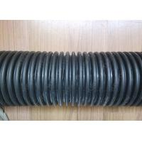 China PP PE Plastic Auxiliary Machine Good Flexibility In Corrugated Pipe Extrusion Line on sale