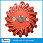 China 10 in 1 mini flashing emergency rotary led warning light 3.7v rechargeable wholesale