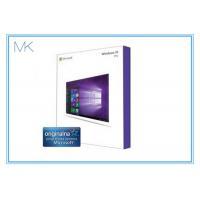 USB 3.0 Windows 10 Pro Retail Box , Global Win 10 Pro License Product OEM Key