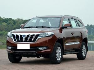 China Powerful Diesel Engine City SUV Car 4x2 Manual Transmission In Knocked Down Kits on sale