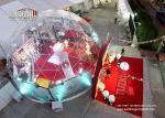 Beautiful Aluminium Frame Half Sphere Tent Construction Tent for Festival