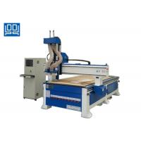 Hybrid Servo Motor 3D CNC Router Engraving Machines Auto Lubrication System