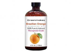 China 100% Pure Essential Oils 118ml Brazilian Orange Essential Oil For Nourish Energize Skin on sale