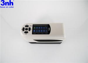 China Portable Laboratory Colorimeter NH300 Computer Color Difference Meter With Color Matching Software on sale