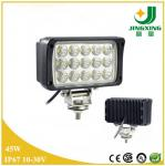 2015 high power waterproof IP67 45W led work light for truck , tractor