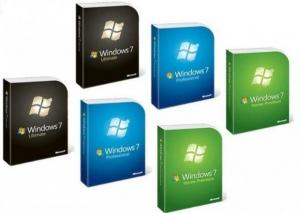 China Activation Windows 7 Professional 64 Bit Full Retail Version 1GB Memory Required on sale