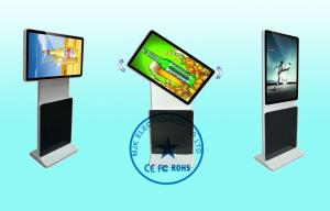 LED Digital Signage Display Rotating Screen , interactive digital
