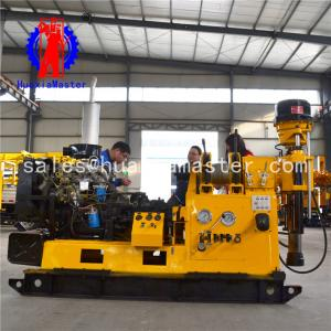China 600 Meters Hydraulic Core Drilling Machine water well drilling machine for sale on sale