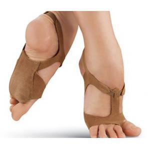 China Suede Leather Lyrical Dance Shoe Lyrical Sandal Lyrical Dance Sandal L270 on sale