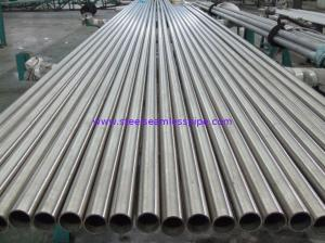 China Bright Annealed Stainless Steel Tubing DIN 17458 EN10216-5 TC 1 D4 / T3 1.4301/1.4307 25.4 X 2.11 X 6096 MM on sale