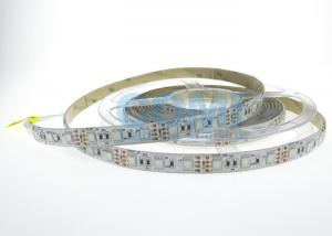 China High Brightness Output RGB 5050 LED strip lights with Silicone Coating IP65 Wateproof on sale