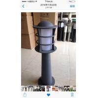 China IP68 3500K - 4200K Stainless Steel Solar Bollard Lights 2V 40ma Crystalline Solar Panel on sale