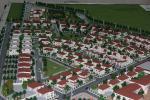 Sweden Villa Planning Building Model For Exhibtion ,custom scale model maker