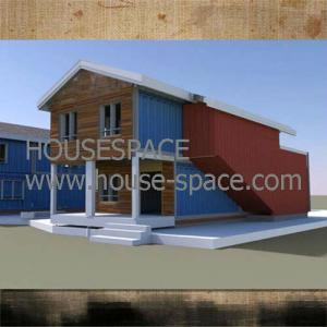 China Offshore Modular Cabin Prefab Container House - Villa With Good Insulation and Waterproof on sale