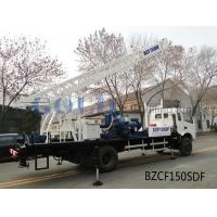 400 meters deep hole truck mounted drilling rig mineral subsurface drilling