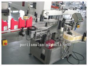 China Machine d'applicateur de label de bouteille de boisson, label collant la machine JT-620 on sale