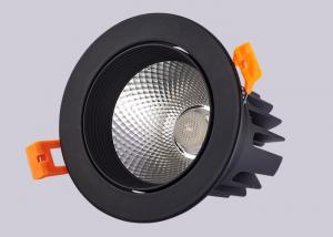 China Embeddable 3 Inch Led Cob Spot Light , Indoor Ceiling Recessed Led Spotlights on sale