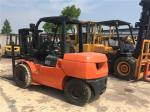 Used Toyota 5T Forklift 7FD45 with Original Paint