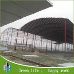 light prefab warehouse light steel structure shed