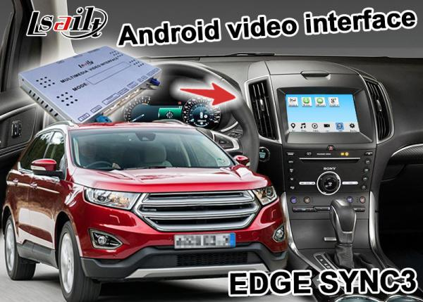 Ford Edge Sync 3 Android Box Gps Wifi Bt Map Google Apps Video Interface Wireless Carplay For Sale Car Video Interface Manufacturer From China 107837808