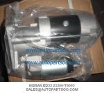 China New Starter for MITSUBSHI for NISSAN ED33 M2T64371 M2T64373 23300-T9003 23300-T9005 wholesale