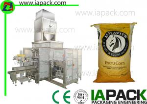 China 3 KW 380 V Flour Bagging Machine Bulk Bag Fillers Energy Saving on sale