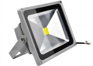 China 12 Volt LED Flood Lamp Warm White Cold White Aluminum Square Shape on sale