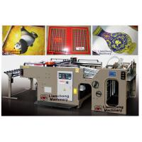 vacuum table screen printing  linear touch high precision imported parts inverter control PLC