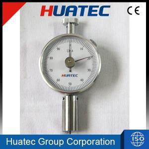 China High precision,peak hold type durometer LX-A-2 twin needle,handheld design shore durometer on sale