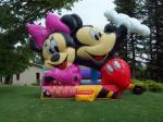 China Inflatable Bouncer / Bouncer house / Mickey bouncer wholesale
