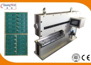 China CE PCB Separator Machine for Metal Board with 2 Linear Blades on sale