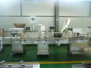 China Full Automatic Desiccant Inserting Machine With PLC And Touch Screen Operation on sale