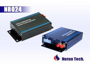 China Fleet Management NR024 Gps Navigation Tracker With Camera Fuel Monitoring Sensor on sale